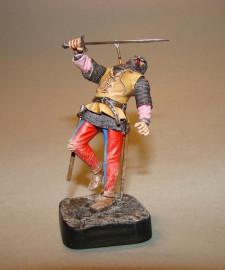 Burgundian warrior