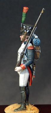 Fusilier chasseur de la Garde