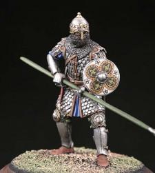 Russian warrior 1380