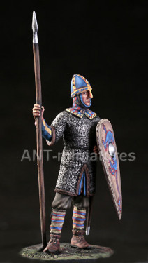 Norman warrior, 1064-th