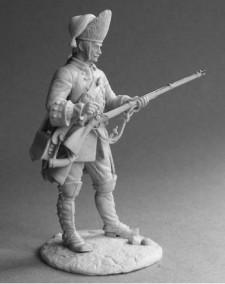 Grenadier, Kingdom of Sardinia. 1741-47