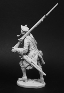 Swedish musketeer 1700/1721