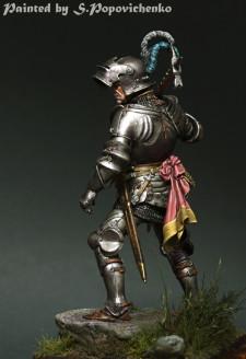 Italian field armour, 1465