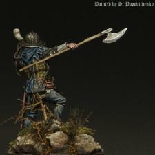Swedish militia , Battle of Wisby 1361