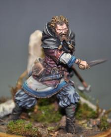 Scandinavian warrior 9-10century