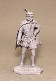 French nobleman  II