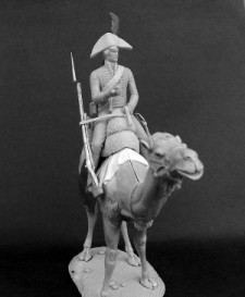 Private of the Dromedaries Regiment, France 1800-01