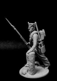 Sailor of Sea Guards crew, Russia 1812-17