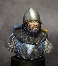 European knight  14 c.