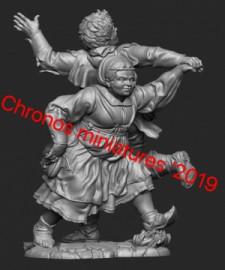 Medieval Dancers