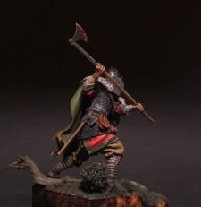 Scandinavian warrior Xc