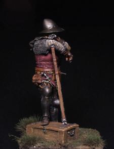 Hammer fighting man XIV c.