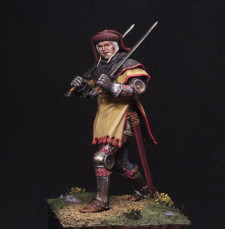 Kingdom's greatest swordsman  XIV c.