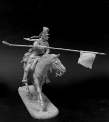 Quartermaster of the Smolensk dragoon regiment, Russia 1790-96