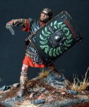 Roman Legionary of I coh Batavor