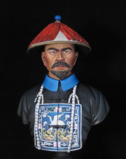 The Qing Dynasty Minister