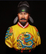 Emperor of Chinese Tang Dynasty