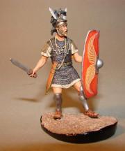 Roman Optio, Legio 2 Augusta. 75 AD