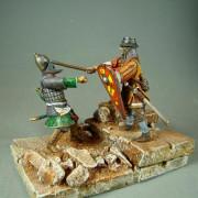 Duel (Saracen vs. Crusader)