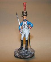 Infantry Officer, 1813.
