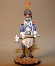 Infantry Sapper, 1805-1814