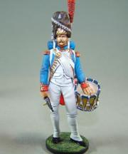Drummer Dutch Guard Grenadiers 1812