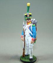 Voltigeur, Infantry of the Line, 1806 (Shako)