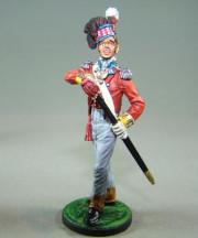 92nd Highlander Officer 1815