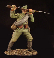 Russian soldier 1914