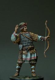 Russian archer. 13 c.