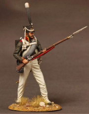 Russian grenadier (NCO) of infantry regiments, 1812-14