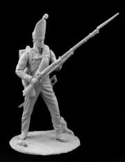 Russian grenadier of the Pavlovskiy grenadier regiment, 1812-13