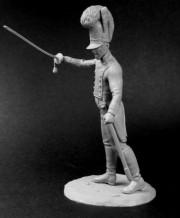 Bavarian officer of infantry regiments, 1812-15