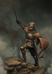 Man at Arms-2, XIV century