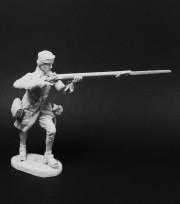 Swedish musketeer 1700-1721