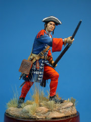 Musketeer 1695. France