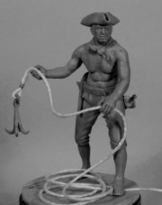 The pirate (№ 4), 18 cent.