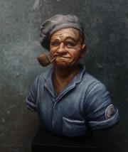 English Leading Stoker WWII