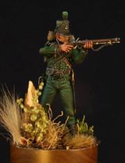 British 95th (Rifle) Regiment of Foot, 1807-15