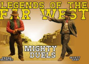 Mighty Duels Set 1: Wyatt Earp & Frank McLaury