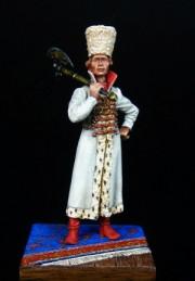 Tsar's bodyguard («Rynda»), Russia XVI-XVII cent