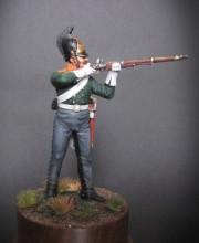 Russian dragoon, 1812-14