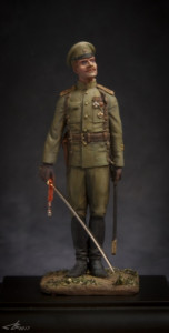 Russian officer infantry regiments, 1914-17