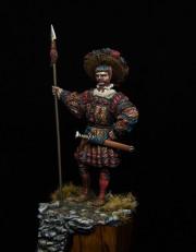 Landsknecht XV-XVI
