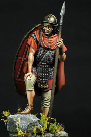 Auxilary II c, Dacian wars