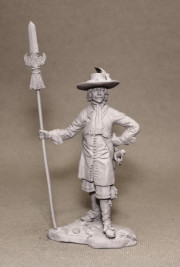 Infantry officer 1645-1660