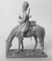 Sapper of dragoon regiments, France 1804-12