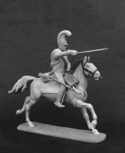 Saxon cuirassier of «Garde du Corps» regiment, 1812