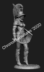 Worlds Of Fantasy: Gladiatrix