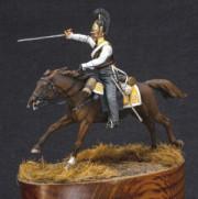Russian cuirassier, 1812-14